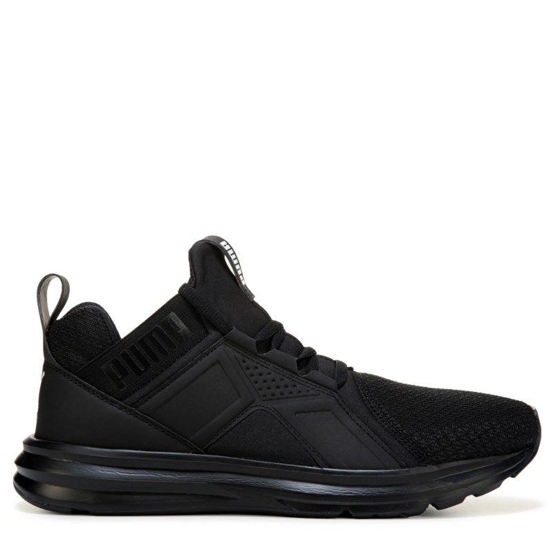 Puma sneakers black, Sneakers fashion