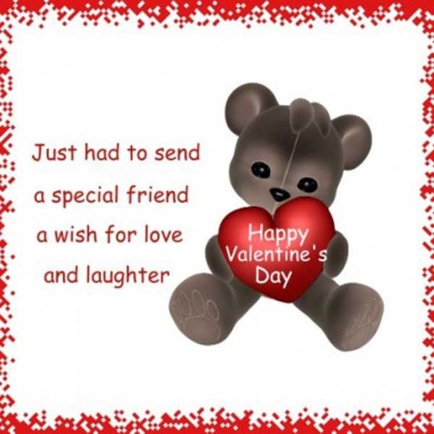 16 Valentine S Day Quotes To Share The Love: 10 Valentine's Day Friendship Quotes