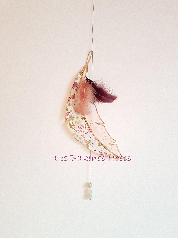 Fil De Peche Rose citrouille de fil de kraft, coton rose et pêche, pour une