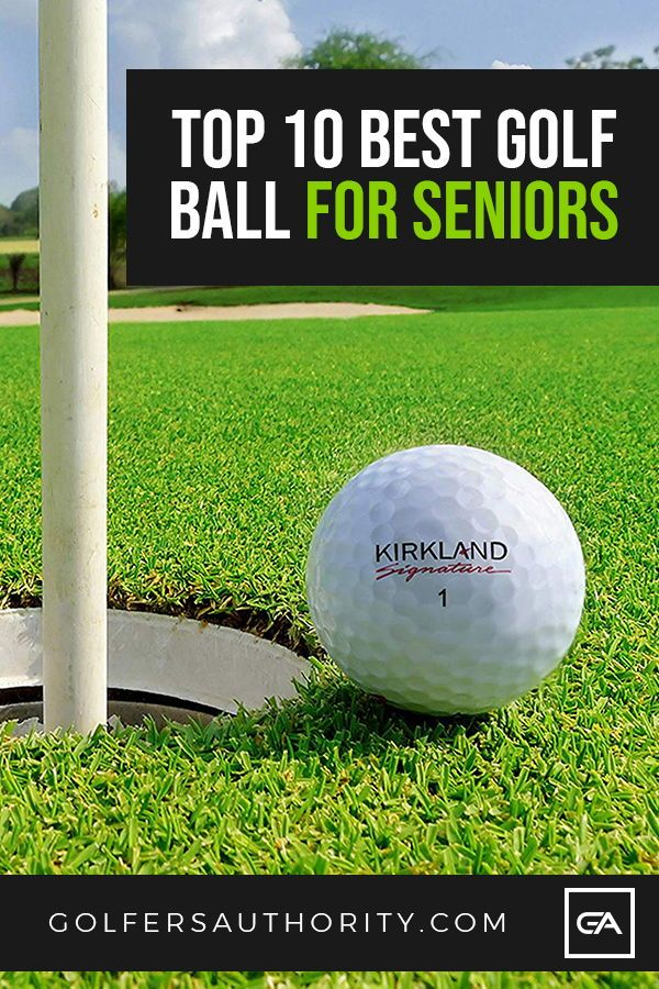 Best Golf Ball For Seniors [Top Picks and Expert Review