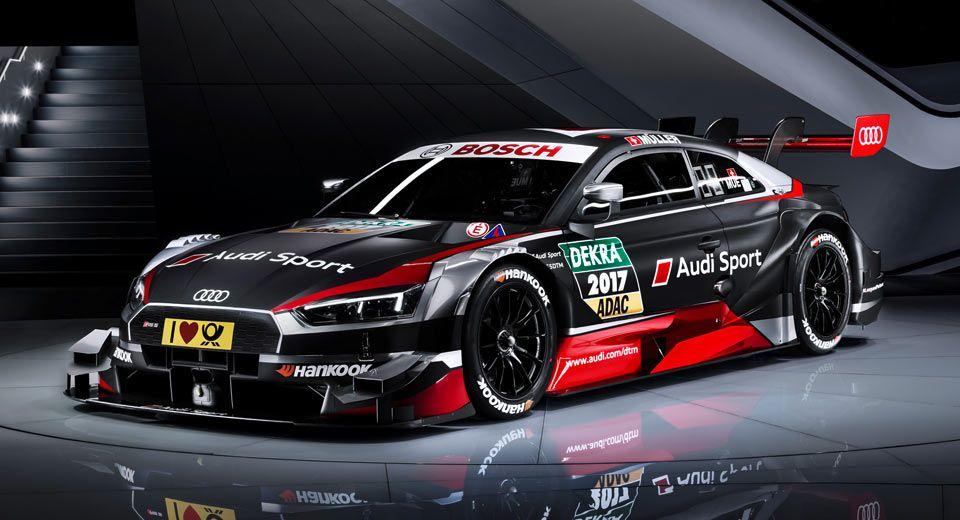 Audi R8 Super Race Car Poster
