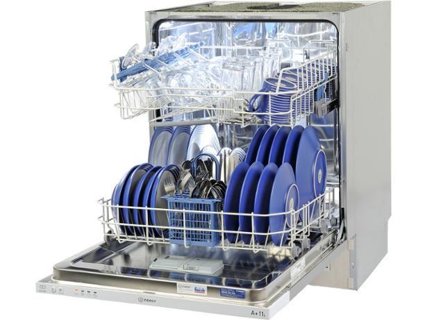 Indesit Dif04b1 Dishwashers Integrated Dishwasher Fully Integrated Dishwasher Beko