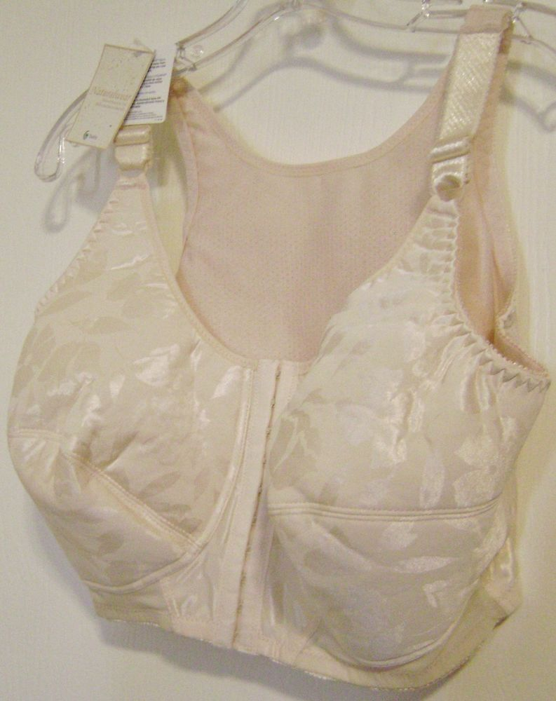 Trulife Posture Support Soft Cup Mastectomy Bra 42DD New