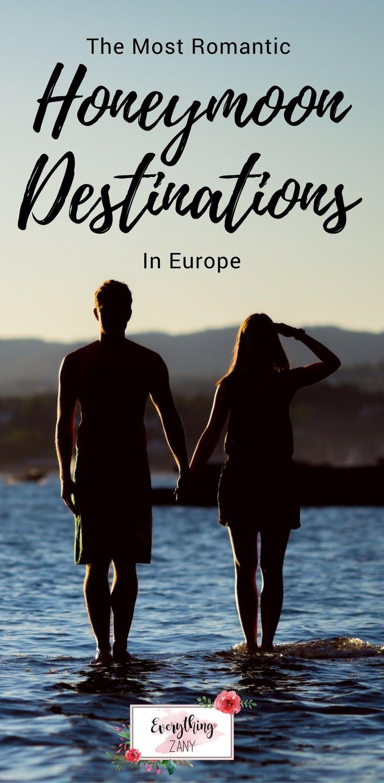 The 7 Most Romantic Honeymoon Destinations In Europe