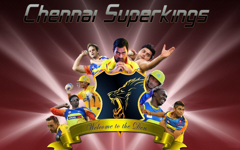 Chennai Super Kings 2015 IPL Wallpapers HD Download Free