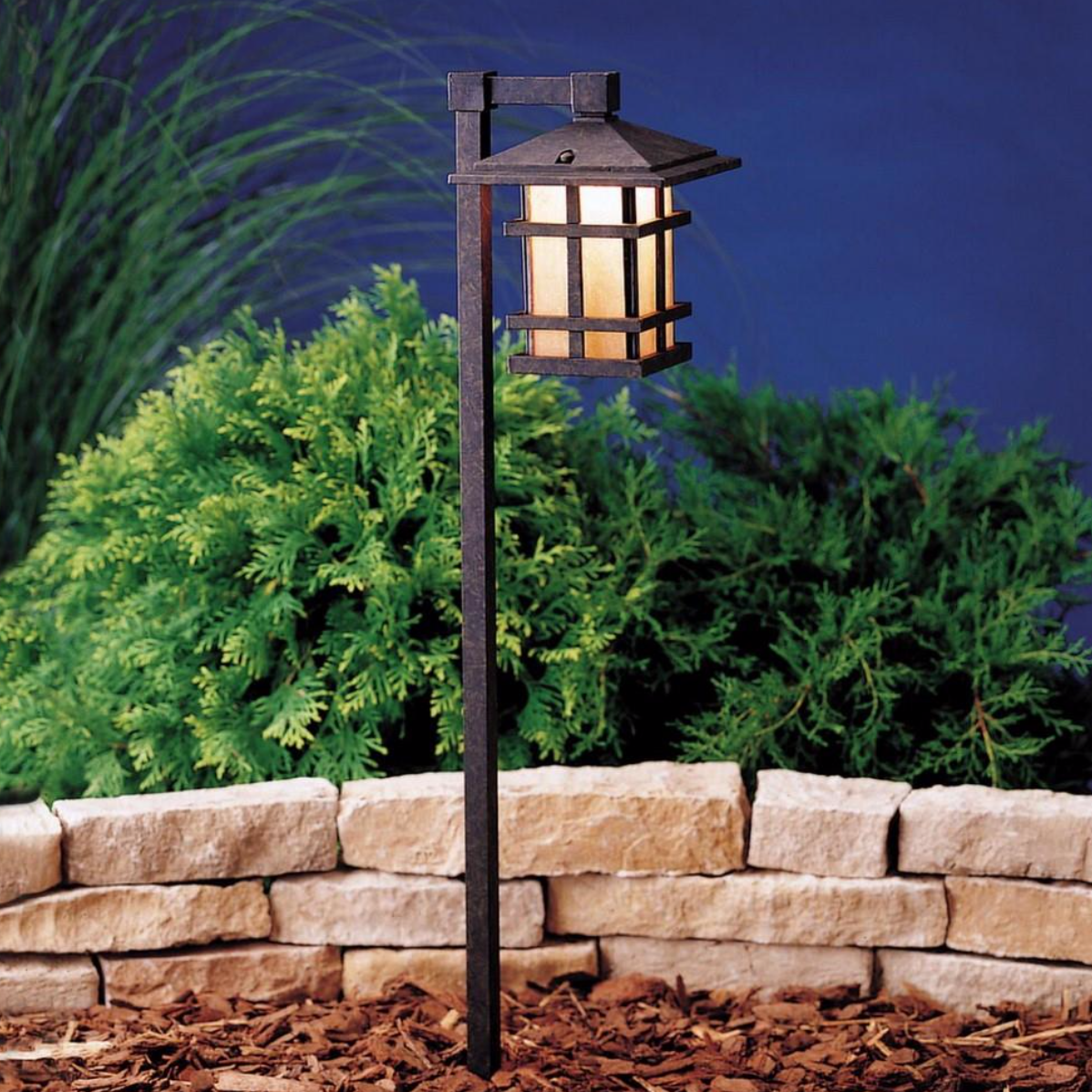 Cross Creek Low Voltage One Light Path Lamp Path Lights Landscape Lighting Garden Path Lighting