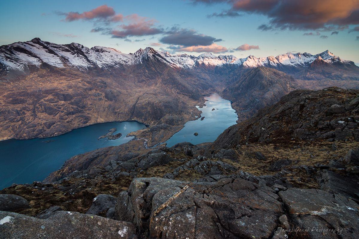 Sgurr Na Stri Wild Camping- Sunrise and Sunset - Scotland ...
