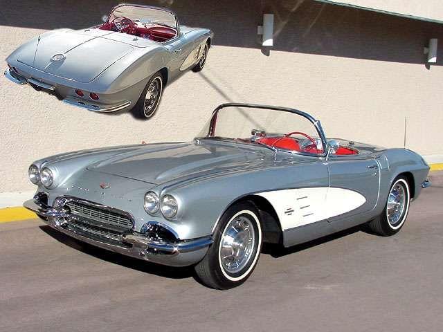 1961 Chevrolet Corvette Pictures Chevrolet Corvette Corvette Chevrolet