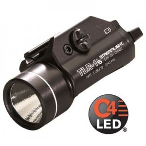 Streamlight TLR1-S. Great CR123 weapon light.