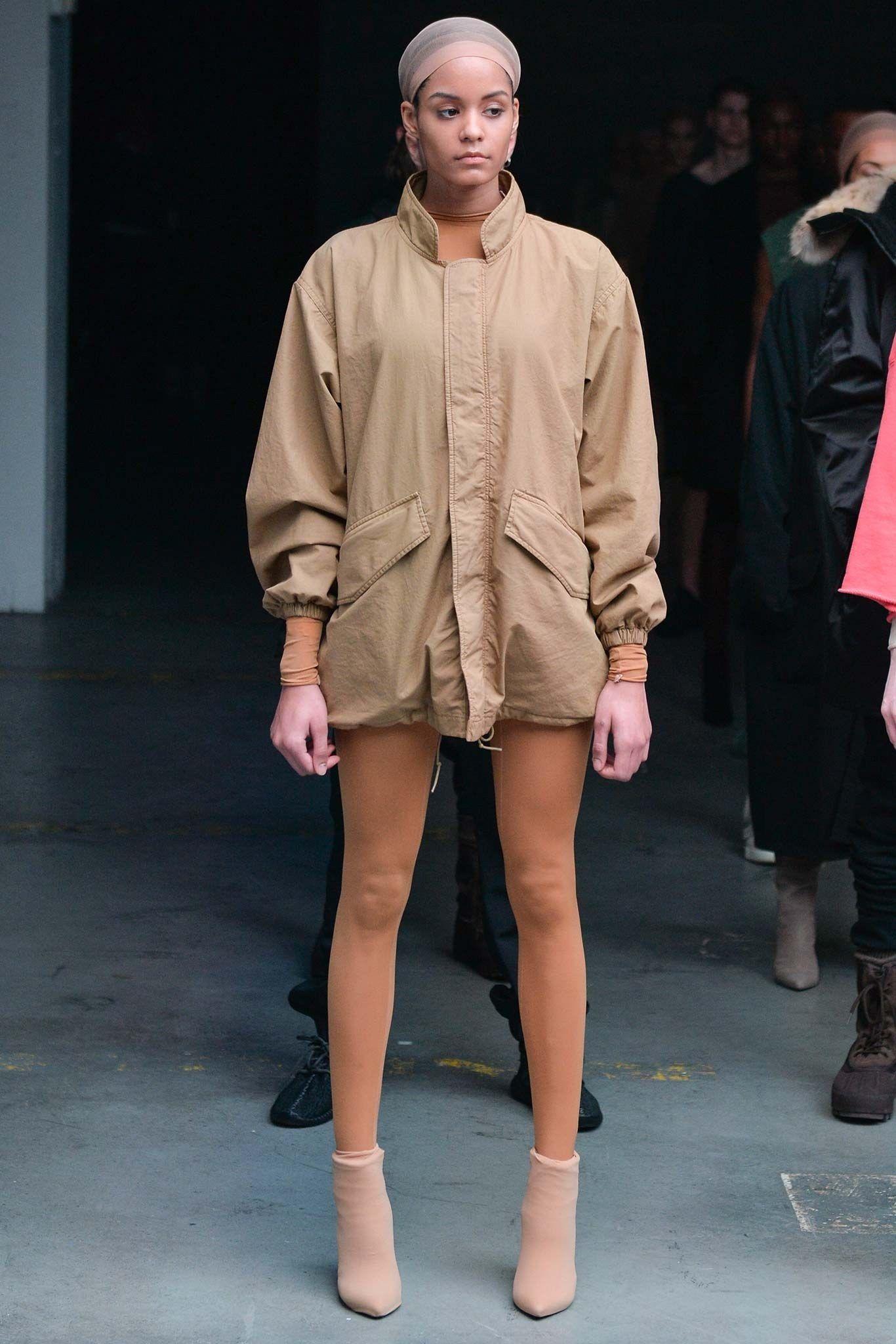 Yeezy Fall 2015 Ready To Wear Fashion Show Vogue Yeezy Fashion Kanye West Adidas Fashion
