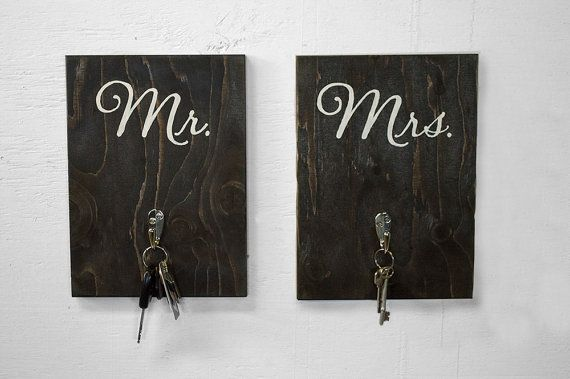 Delightful His Her Sign Wood On Etsy, A Global Handmade And Vintage Marketplace. Great Ideas