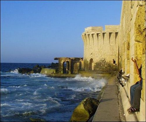 Alexandria, Egypt. . .