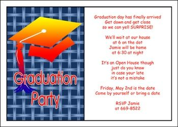 High school graduations that will be used throughout the whole party invites for gaduations filmwisefo Gallery
