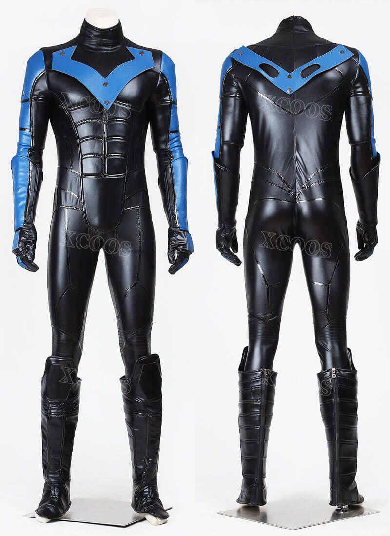 Batman: Arkham City Nightwing Cosplay Costume | Nightwing ...