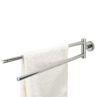 Tiger Boston handdoekrek dubbel chroom KARWEI 39 euro | Badkamer ...