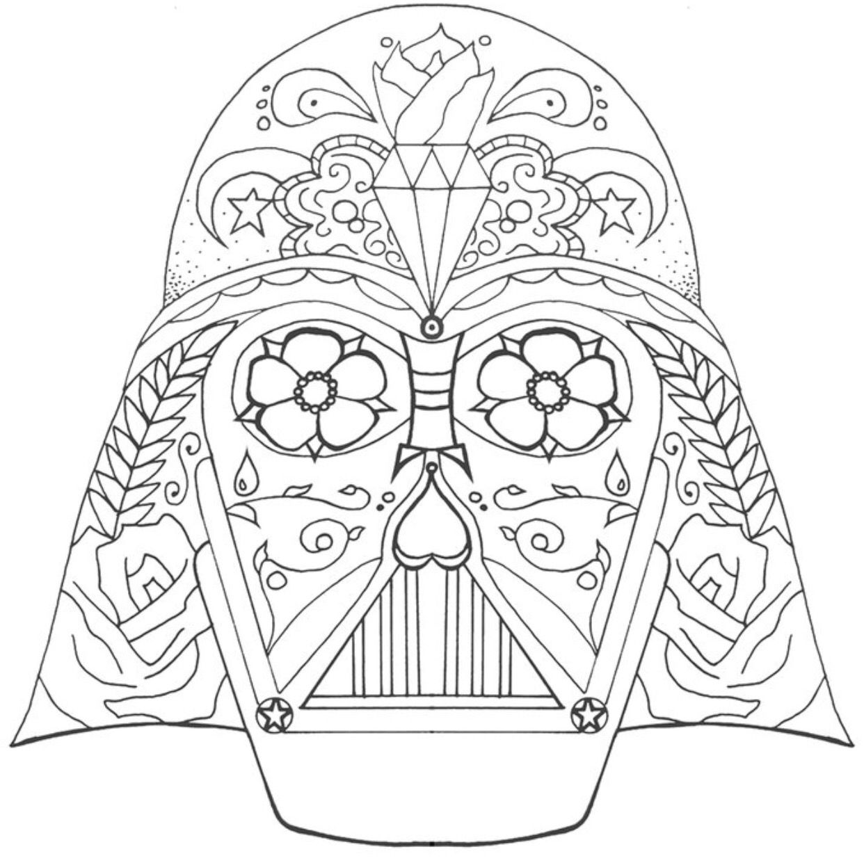 Pin By Soulbearingquotes On Color My World Skull Coloring Pages
