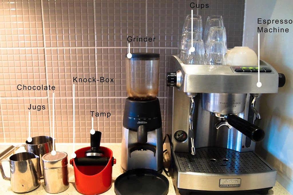 Ever wanted to be a home barista? Then check out the best