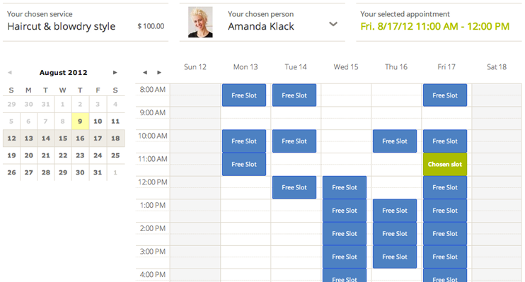 Doodle booking, appts, scheduling meetings GROUP