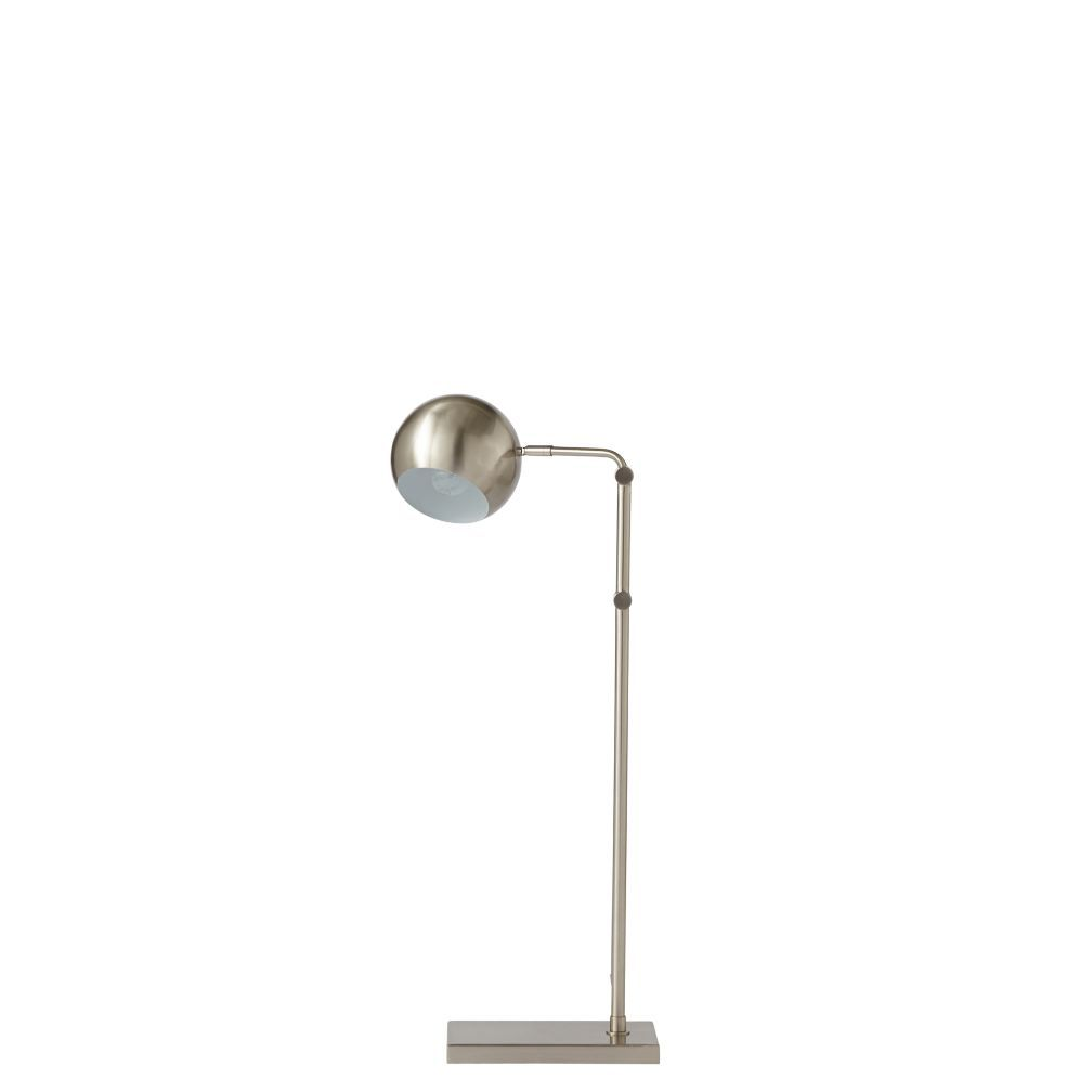 Geometric Gold Lamp | Floor lamps, Land of nod and Silver
