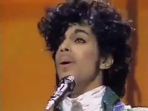 Prince ~  Purple Rain Live ~ American Music Awards 1985 ~ HQ