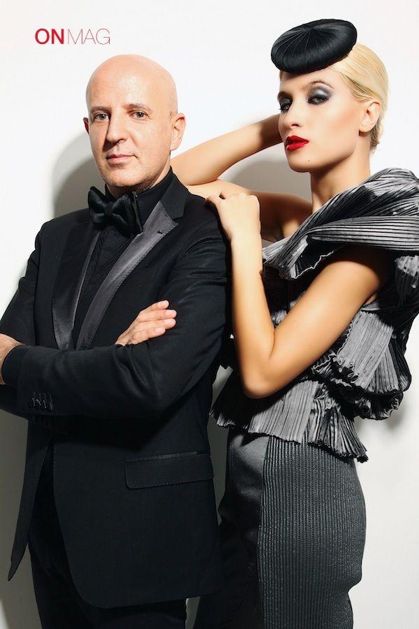 ON Aniversario: Fabian Zitta & Cintia Garrido - Fotos: Chino Toccalino -Estilismo: ON MAG - Make up: Lucia Vaira para Mala Peluqueria - www.on-mag.net