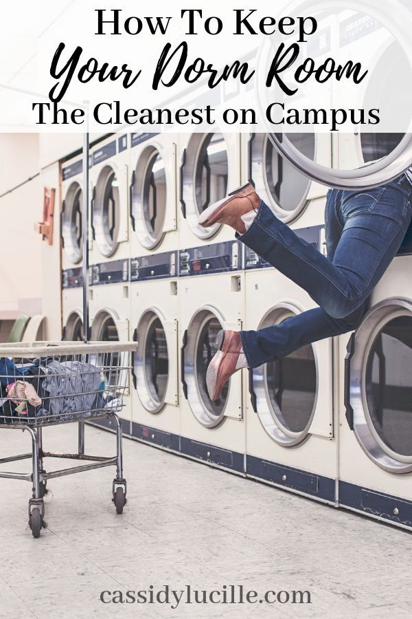 How to Make your Dorm Room the Cleanest on Campus images