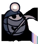 Spirits Character Design Knight Character