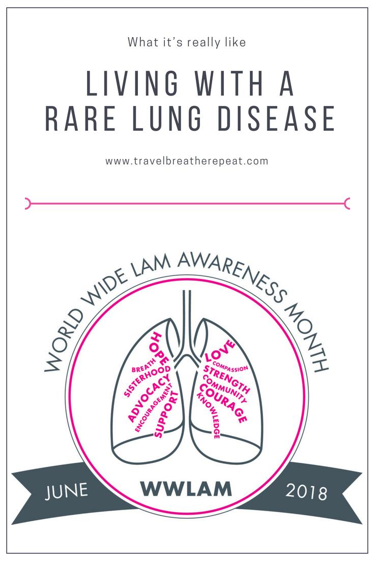 2018 Worldwide LAM Awareness Month | Finally a diagnosis