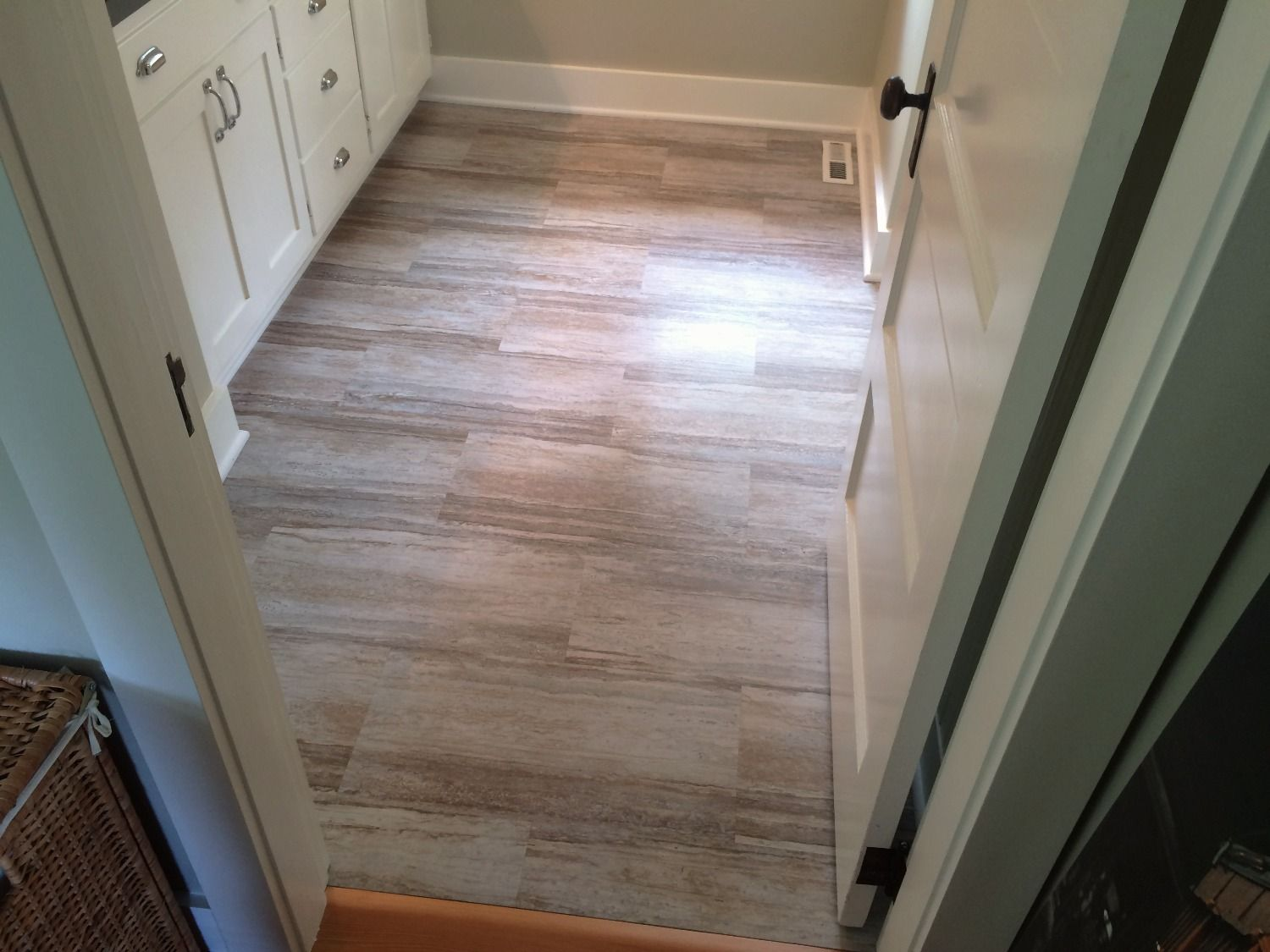 Luxury Vinyl Tile Can Look As Good As The Real Thing Durable And - Cost to install luxury vinyl tile