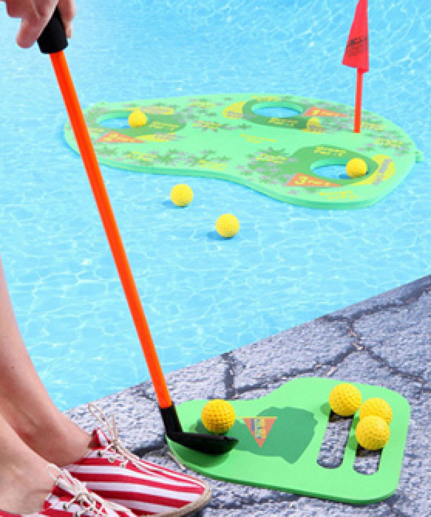 Pool Accessories Waterproof Gadgets, Toys, And Tools For