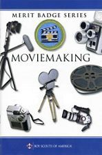 Moviemaking Merit Badge Pamphlet Merit Badge Badge Scout Badges