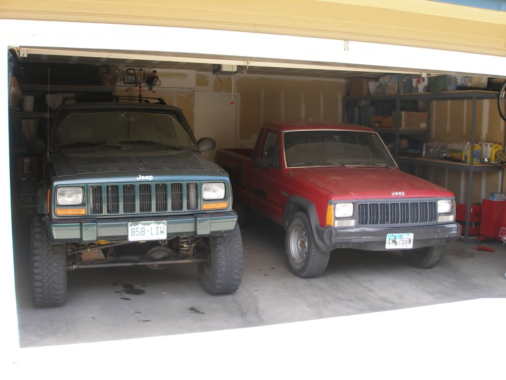 4 door Comanche Page 4 Jeep Cherokee Forum Jeep