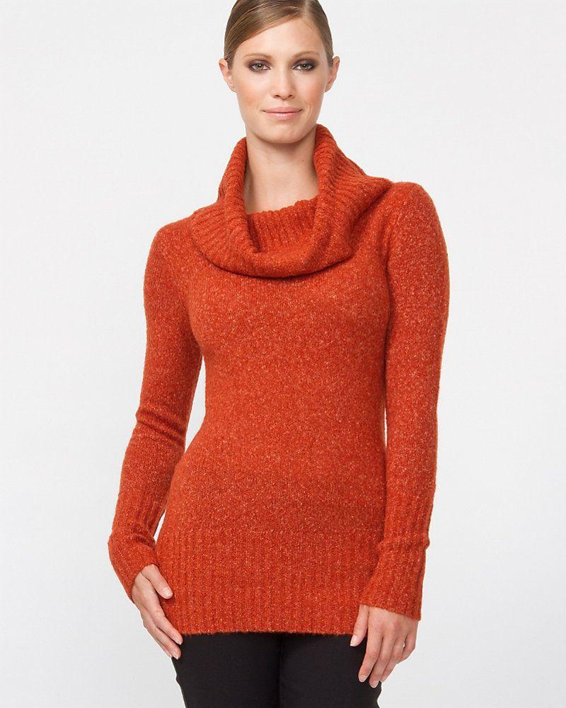 Le Château: Bouclé Cowl Neck Sweater | Fashion School | Pinterest ...