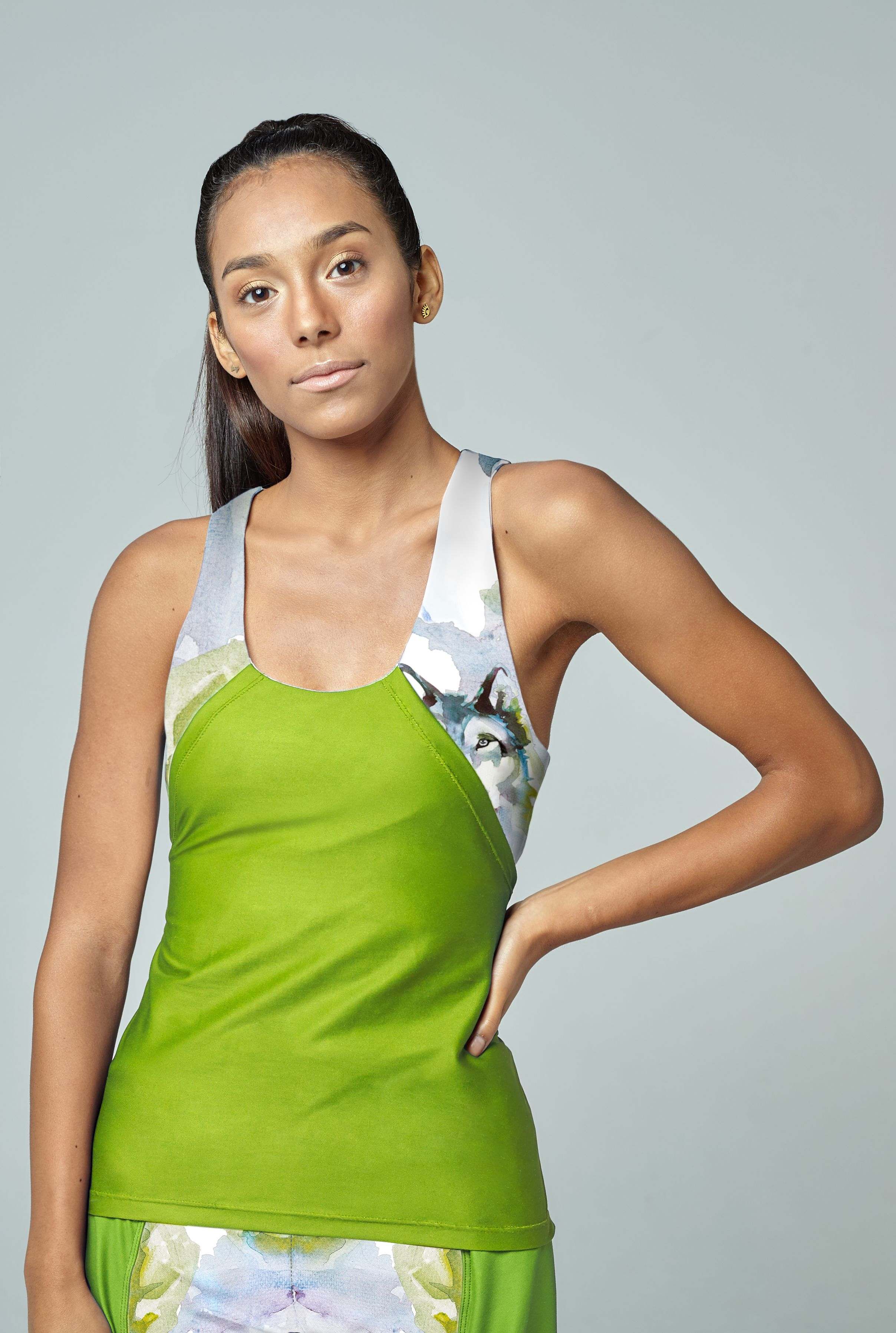 Fashion Sportswear by whitefit. A combination of a sports