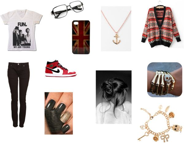 """""""Hipster"""" by thejemilinkstories ❤ liked on Polyvore"""