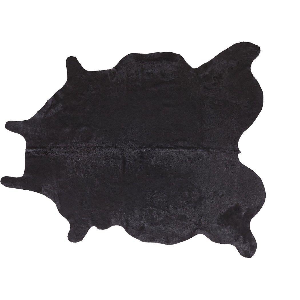 BlackCowhideRug5X8S16