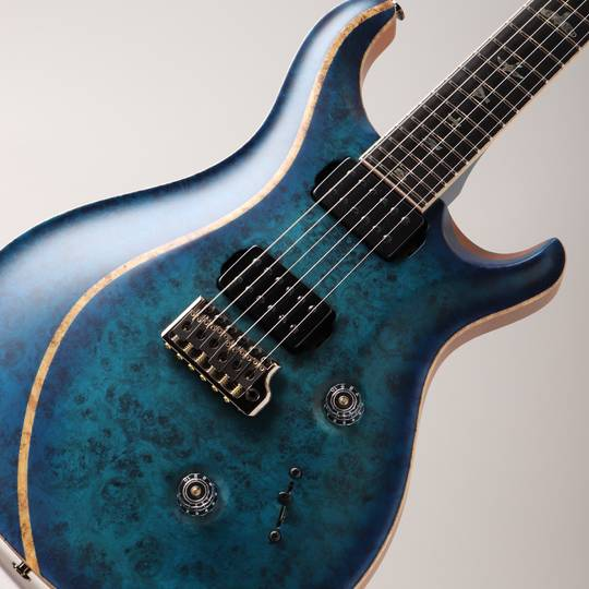Paul Reed Smith Private Stock #7663 Custom 24 Custom Body Inlay Direct Mount Royal Blue Burst 商品詳細 | 【MIKIGAKKI.COM】 アメリカ村店 【エレキギター専門店】