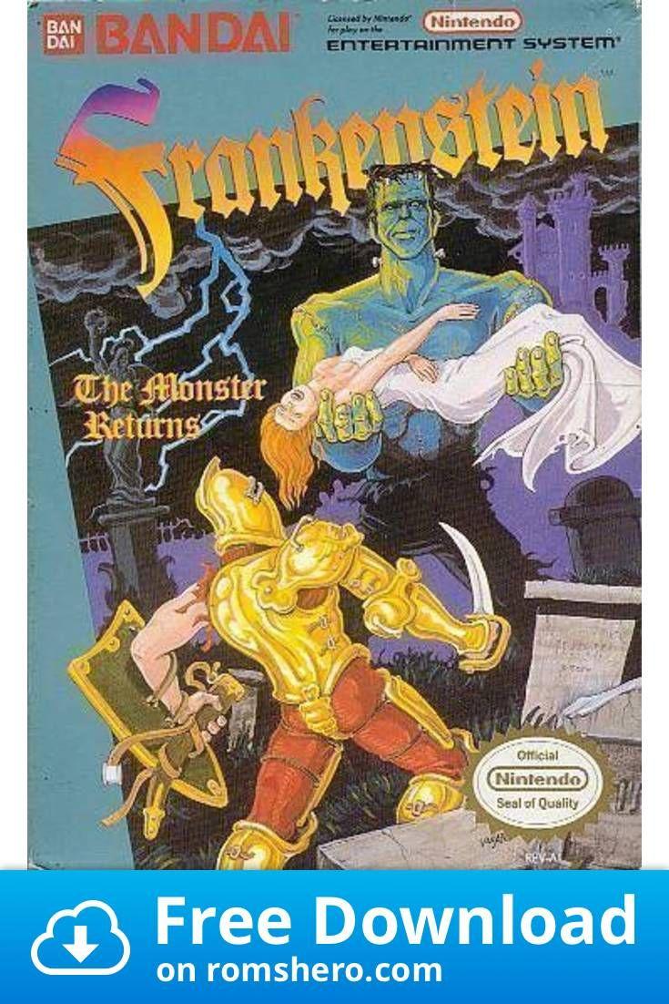 Download Frankenstein The Monster Returns Nintendo Nes Rom