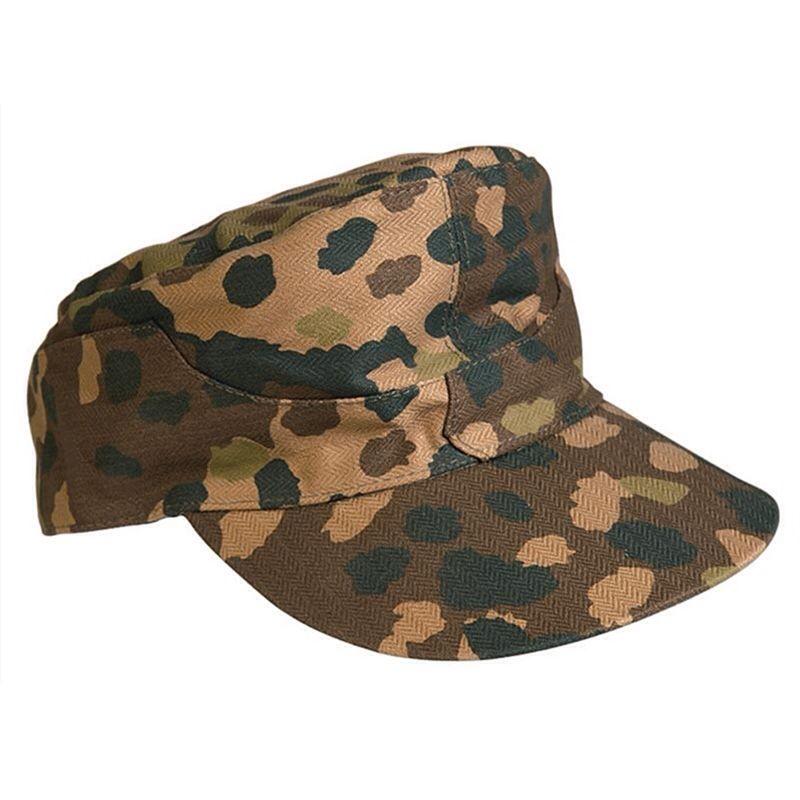 Camo Mütze Army Tarnung Kappe Feldmütze Mütze Basecap Hat Camouflage