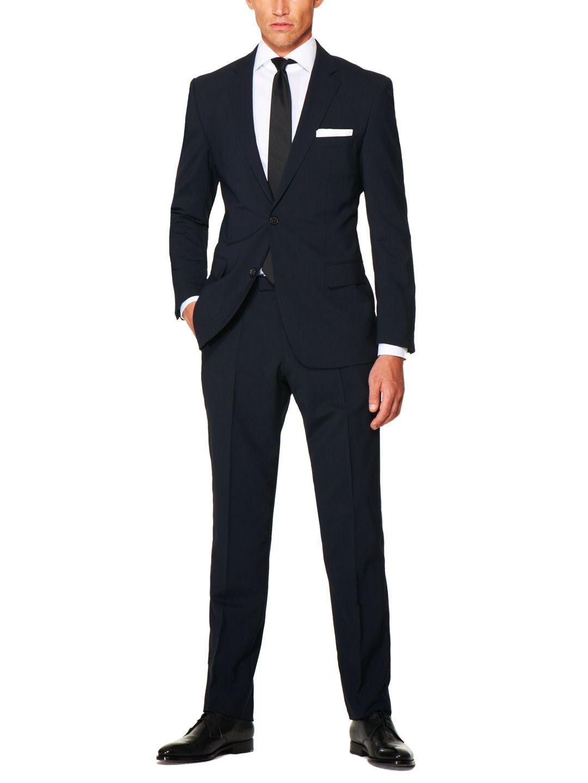 b6615bc5c James stretch wool two-button suit | 007 Bond - Men's Fashion ...
