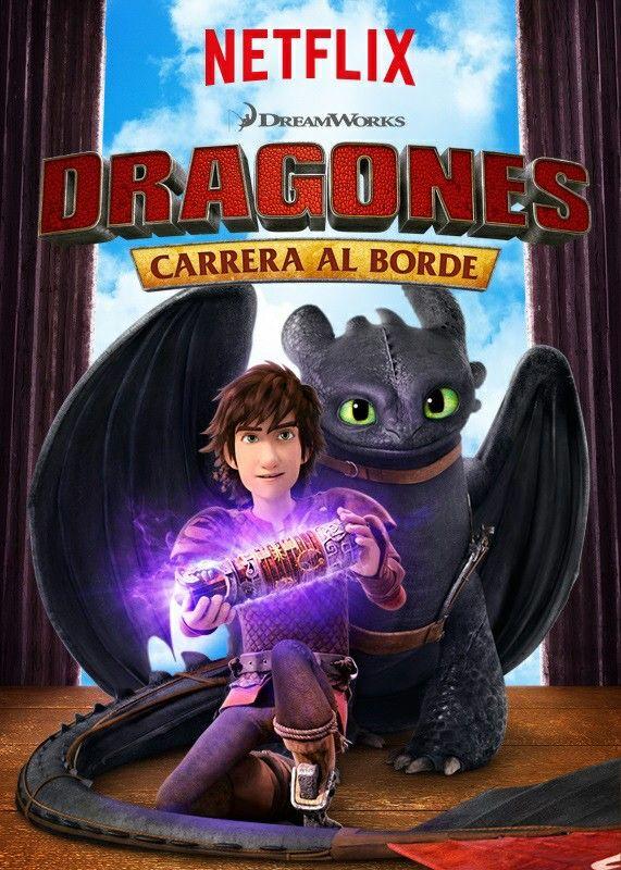 Dragones: Carrera al Borde ;)