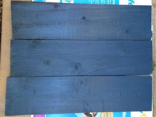 Varathane 1 Qt Worn Navy Premium Fast Dry Interior Wood