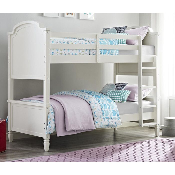 Viv + Rae Arinna Twin over Twin Bunk Bed
