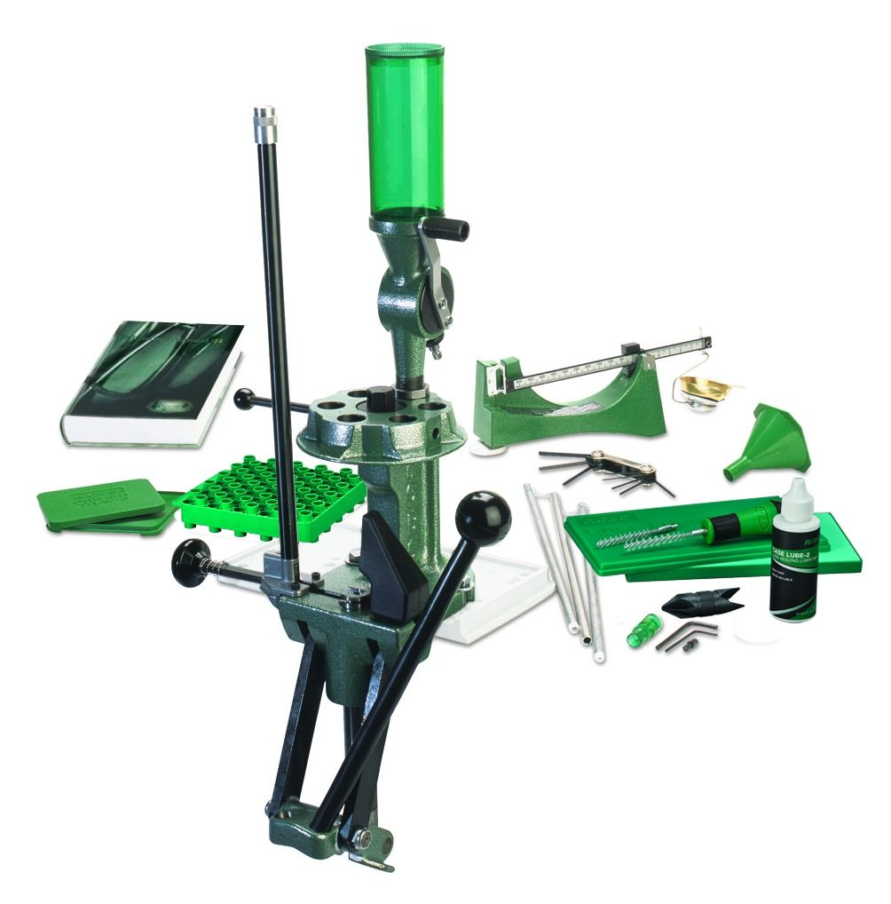 Ammo Reloading Kits |     Accessories > Reloading presses