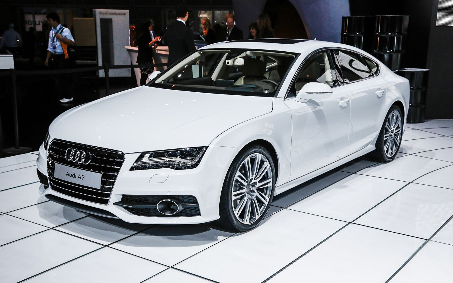 36 Mpg 2014 Audi A8 Among Four New Audi Diesel Models Coming To