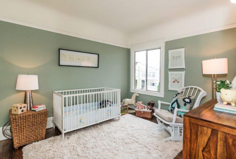 Green Baby Room Sage Bedroom