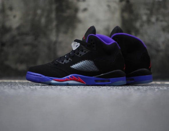 new style 70b31 18e64 The Air Jordan 5 GS Raptors Arrives This Weekend