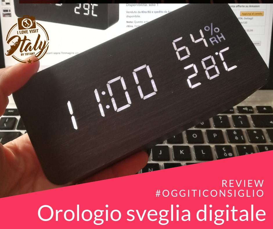 Review: Orologio sveglia di design per il tuo ufficio ...