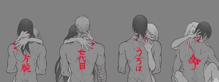 Casais Naruto <3
