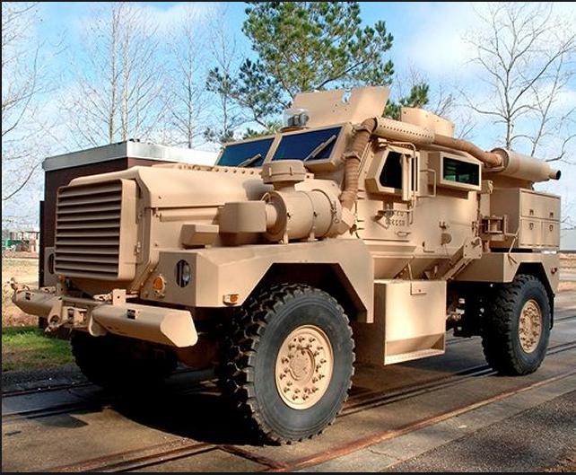 Military cougar